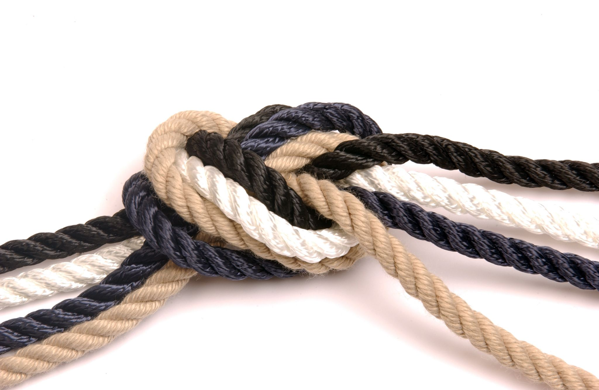 Navy Rope Lighters: 3